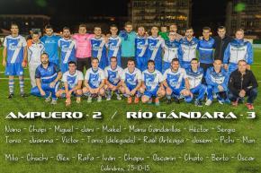CD Rio-3 / Ampuero-2_Oct15