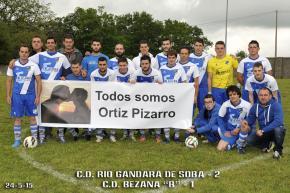 CD Río-2 / Bezana-1  May15