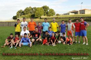 Fútbol Veteranos/Jóvenes Soba