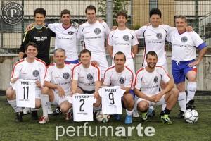 PERFUMARTE.  Equipo de fútbol 7  (Temp. 2014/2015)